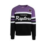 Raptors Mitchell & Ness Men's HWC Headcoach Crew Sweater