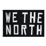 Raptors 3' x 5' 'We The North' Flag