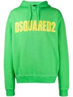 Dsquared2 Logo Print Sweatshirt Green