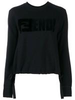 Fendi Logo Sweatshirt FW19
