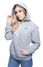 Maple Leafs Roots Ladies St Pats Kanga Hoody