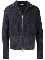 Dsquared2 Cable Knit Cardigan FW19