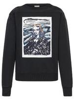 Dior And Raymond Pettibon Patch Sweatshirt FW19