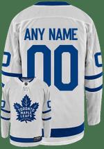 Maple Leafs Ladies Breakaway Away Jersey - CUSTOM