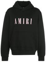 Amiri Printed Logo Hoodie SS20