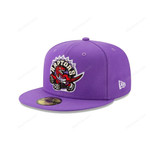Raptors Men's HWC Fitted Hat