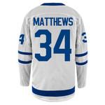 Maple Leafs Ladies Breakaway Away Jersey - MATTHEWS