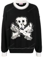 Palm Angels Skull Motif Sweater FW19