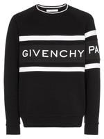 Givenchy Logo Panel Sweatshirt FW19