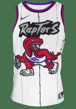 Raptors Nike Men's Swingman HWC Jersey