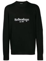 Balenciaga Est. 1917 Sweater FW19