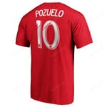 Toronto FC Fanatics Men's Pozuelo Player Tee