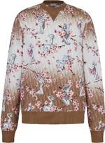 Dior X Sorayama Print Sweatshirt FW19