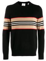 Burberry Logo Print Cotton Sweatshirt FW19