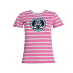 Argos Youth Girls Striped Tee