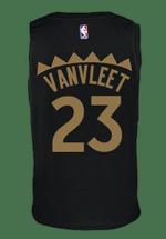 Raptors Nike Youth Swingman 2019 City Jersey - VANVLEET