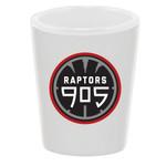 Raptors 905 1.5oz. Shot Glass
