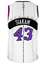 Raptors Nike Men's Swingman HWC Jersey - SIAKAM