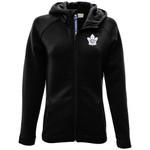 Maple Leafs Ladies Motion Hooded Jacket
