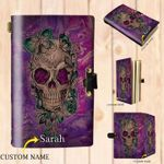 Spread Store Butterfly Skull Notebook 1702 1302  All Over Printed