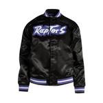 Raptors Mitchell & Ness Youth HWC Lightweight Satin Jacket