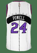 Raptors Nike Men's Swingman HWC Jersey - POWELL