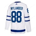 Maple Leafs Adidas Authentic Men's Away Jersey - NYLANDER