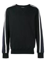 Alexander Mcqueen Side Stripe Sweatshirt