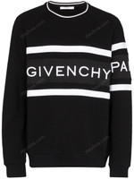 Givenchy Logo Crew Neck Sweatshirt SS20