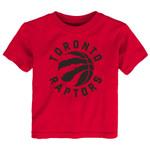 Raptors Toddler Logo Tee