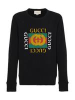 Gucci Logo Print Sweatshirt FW19