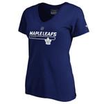 Maple Leafs Fanatics Ladies Authentic Tee