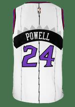 Raptors Nike Youth Swingman HWC Jersey - POWELL