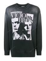 Dsquared2 Vicious Bros Sweater