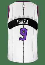 Raptors Nike Men's Swingman HWC Jersey - IBAKA