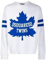 Dsquared2 Twins Logo Sweatshirt FW19