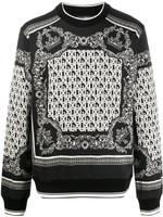 Dolce & Gabbana Bandana Print Sweatshirt SS20