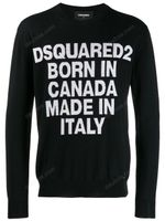 Dsquared2 Motto Jumper