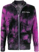 Palm Angels Tie-Dye Print Track Jacket SS20