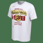Raptors Nike Youth 2019 NBA Champs Locker Room Tee