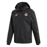 Toronto FC Adidas Men's 2020 Authentic Coaches Jacket
