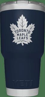 Maple Leafs Yeti Rambler 30oz Tumbler - Navy