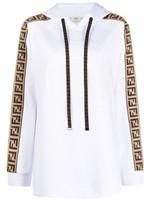 Fendi Oversized Logo Sweatshirt