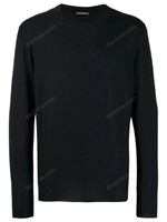 Balenciaga Back Signature Logo Knitted Jumper FW19