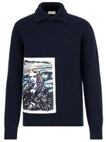 Dior And Raymond Pettibon Patch Sweatshirt SS20