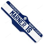 NHLPA Toronto Maple Leafs Deluxe Street Sign - Marner