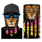 Lion King 3D Seamless Bandana