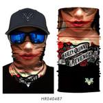 Harley Quinns 3D Seamless Magic Bandana