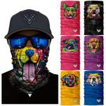 3D Magic Bandana Scarf Headband Animal Dog Pet Neck Scarf