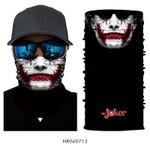 Joker 3D Seamless Bandana
